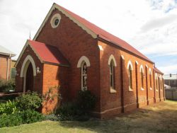 St Andrew's Presbyterian Church - Original Church Building 30-03-2015 - John Conn, Templestowe, Victoria