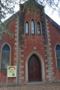 St Andrew's Presbyterian Church - Original Church Building 08-04-2019 - John Huth, Wilston, Brisbane