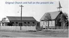 St Andrew's Presbyterian Church - Original Church Building 00-00-1911 - Church Website - See Note.