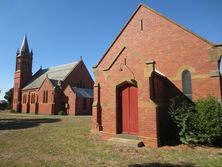St Andrew's Presbyterian Church + Hall 21-04-2018 - John Conn, Templestowe, Victoria