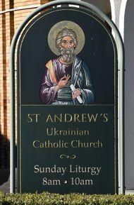 St Andrew's Ukrainian Catholic Church 10-01-2021 - Peter Liebeskind