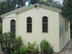 St Andrew's Union Church 12-01-2015 - John Conn, Templestowe, Victoria