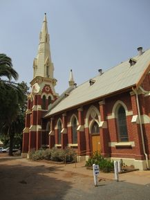 St Andrew's Uniting Church 13-01-2020 - John Conn, Templestowe, Victoria