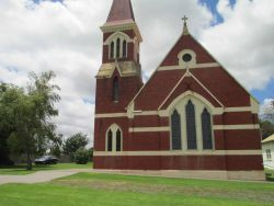 St Andrew's Uniting Church 14-01-2015 - John Conn, Templestowe, Victoria