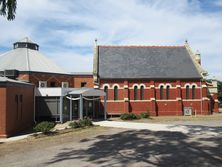 St Andrew's Uniting Church - Extension Entrance 05-02-2019 - John Conn, Templestowe, Victoria
