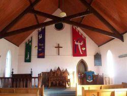 St Andrew's Uniting Church - Former 00-07-2015 - Landmark Harcourts - Wangaratta