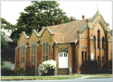 St Andrew's Uniting Church - Former