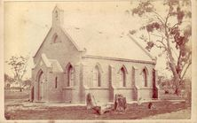 St Andrew's Uniting Church - Former unknown date - Anne Doran  eddingtonvic.com.au/our-churches
