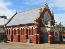 St Andrew's Uniting Church - Original Red Brick Building 05-02-2019 - John Conn, Templestowe, Victoria