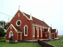 St Anne's Catholic Church unknown date - Jeremy Lee - ABC