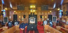 St Anthony Coptic Orthodox Monastery 24-04-2021 - Church Facebook - See Note.