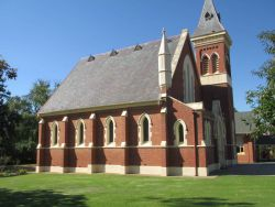 St Arnaud Uniting Church