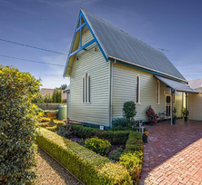 St Augustine's Anglican Church - Former