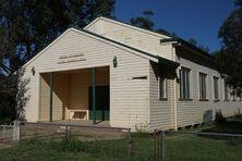 St Augustine's Anglican Church - Hall + Step Memorial Plates 02-04-2021 - John Huth, Wilston, Brisbane