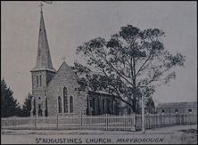 St Augustine's Catholic Church - Earlier Church 00-00-1897 - Victorian Collections - See Note.