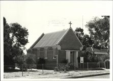 St Barnabas Anglican Church 29-05-1982 - F A Sharr - inHerit - State Heritage Office - See Note.