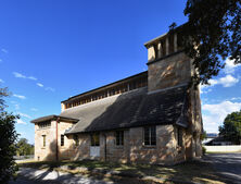 St Barnabas' Anglican Church 10-05-2018 - Peter Liebeskind