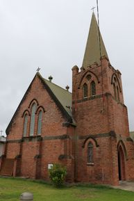 St Barnabas' Anglican Church - Former
