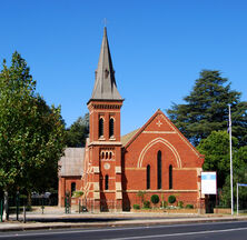 St Barnabas' Anglican Church - Former