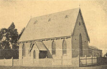 St Bartholomew's Anglican Church  00-00-1895 - Unknown - See Note 1.