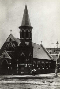 St Bartholomew's Anglican Church  - Second Building 00-00-1910 - Unknown - See Note.