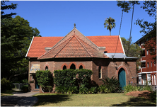 St Bede's Anglican Church 07-01-2018 - Peter Liebeskind