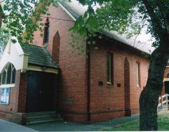 St Bede's Anglican Church - Former