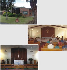 St Bede's Anglican Church - Former 00-00-2018 - Church Website - See Note.