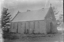 St Bernard's Catholic Church - Former Building 00-00-1900 - Lake Bolac & District Historical Society