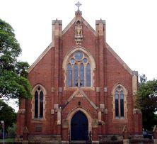 St Brendan's Catholic Church 08-09-2002 - Alan Patterson