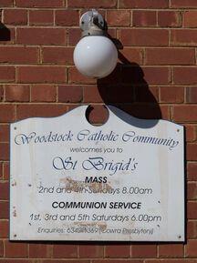 St Brigid's Catholic Church 24-04-2021 - Derek Flannery