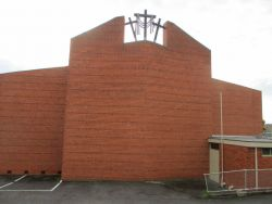 St Clares Catholic Church 29-05-2014 - John Conn, Templestowe, Victoria