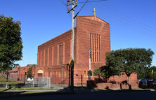 St Columban's Catholic Church - Former