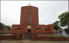 St Columban's Catholic Church - Former 07-12-2018 - Michael Parris - Newcastle Herald - See Note.