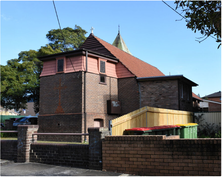 St Columba's Anglican Church - Former