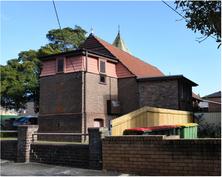 St Columba's Anglican Church - Former