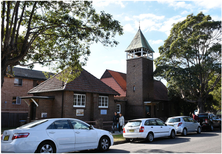 St Columba's Anglican Church - Former 16-07-2017 - Peter Liebeskind