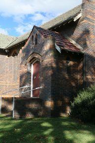 St Columba's Presbyterian Church 06-05-2017 - John Huth, Wilston, Brisbane.
