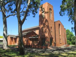 St Columba's Uniting Church