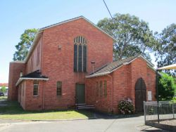 St Columba's Uniting Church 11-01-2015 - John Conn, Templestowe, Victoria