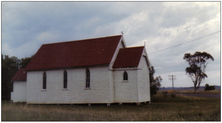 St Cuthbert's Anglican Church - Former