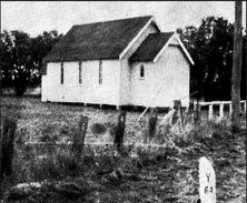 St Cuthbert's Anglican Church - Former unknown date - Photograph supplied by David Wiedemann 12/3/2018