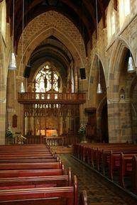 St David's Anglican Cathedral 11-01-2014 - John Huth, Wilston, Brisbane