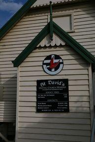 St David's Uniting Church 05-05-2017 - John Huth, Wilston, Brisbane.