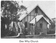 St David's Uniting Church - Original Church 00-00-1928 - St. David's Uniting Church - See Note.