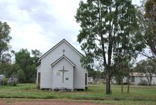St Faith's Anglican Church - Former