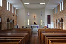 St Finbarrs catholic Church 06-03-2016 - John Huth Wilston Brisbane