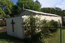 St Francis' Anglican Church - Old Church 12-10-2017 - John Huth, Wilston, Brisbane.