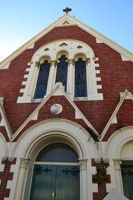 St Francis Catholic Church - Former 20-07-2011 - Sardaka - See Note.