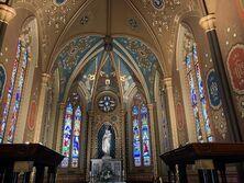 St Francis' Catholic Church - Our Lady's Chapel 00-04-2021 - Frank Curtain